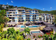 Waters Edige Resort Airlie Beach